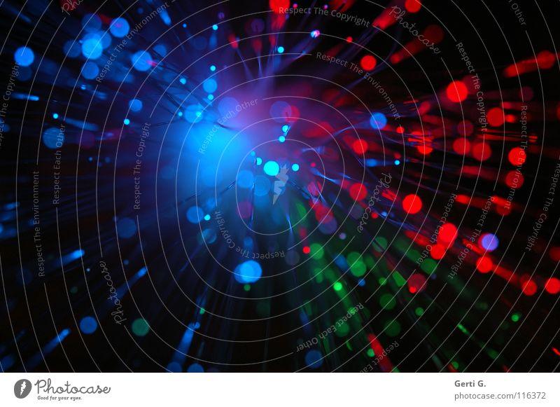 Spreng-Körper Explosion Lichtspiel Spielen Kunstwerk Feuerwerk spritzen Lichtpunkt Lichtkreis Verschiedenheit groß rund klein lichtmagnetisch Streulicht