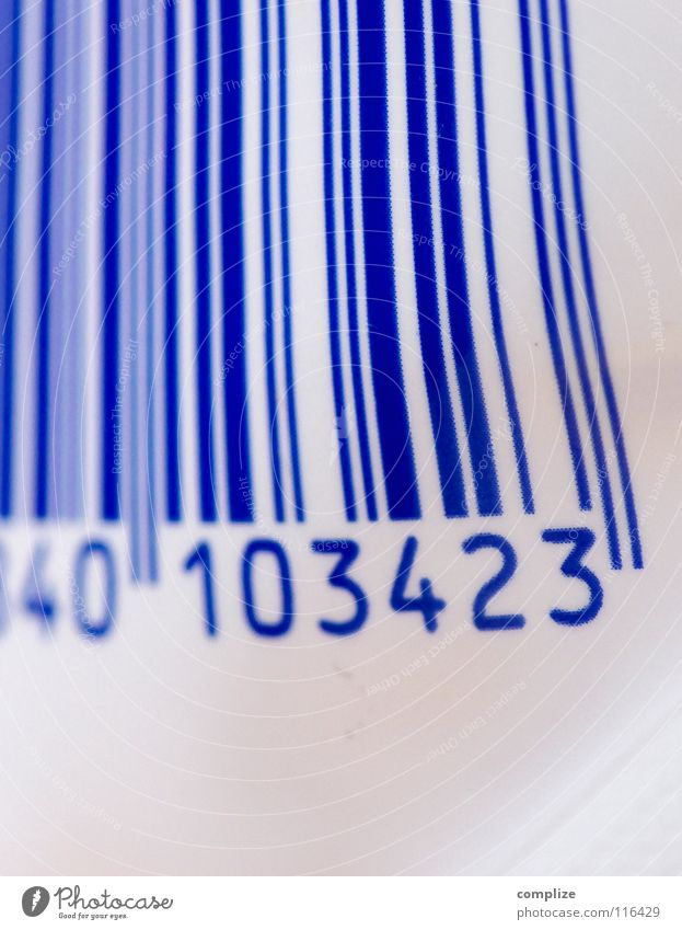 nur 1,- € weiß blau Linie Handel Ziffern & Zahlen Ladengeschäft Markt bezahlen Haushalt Kapitalwirtschaft Verpackung Kennwort Supermarkt Billig Kasse
