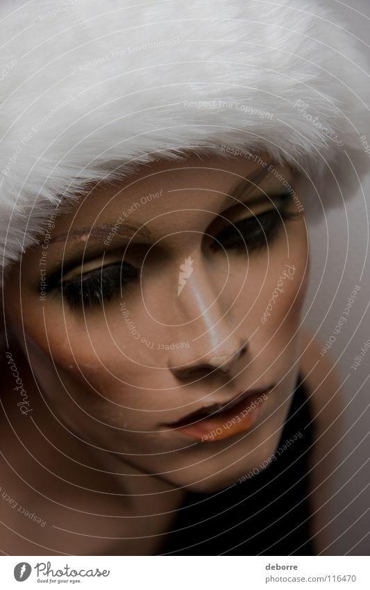 Wheinachtsengel - II Frau Mensch Weihnachten & Advent Model Dekoration & Verzierung Puppe falsch Schaufensterpuppe Fälschung