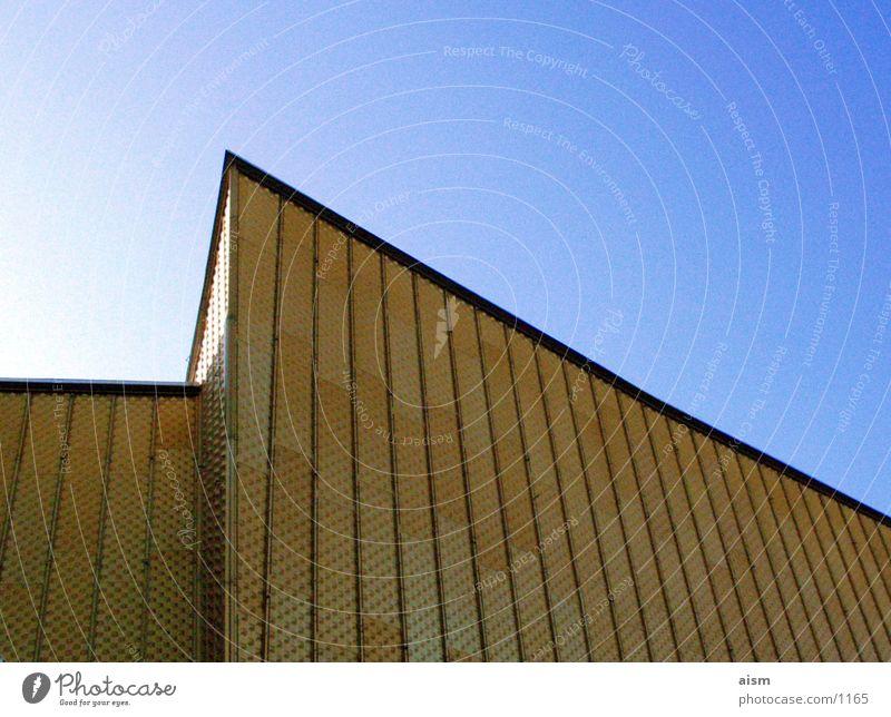 philharmonie Berliner Philharmonie Architektur Hans Sharoun