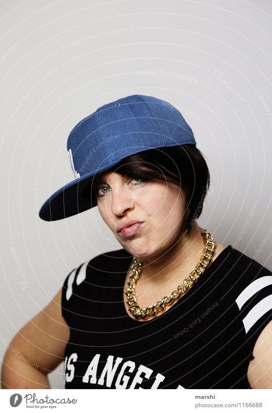Checker vom Neckar Lifestyle Stil Freude Freizeit & Hobby Mensch feminin Junge Frau Jugendliche Erwachsene Leben 1 30-45 Jahre Mode Bekleidung Accessoire