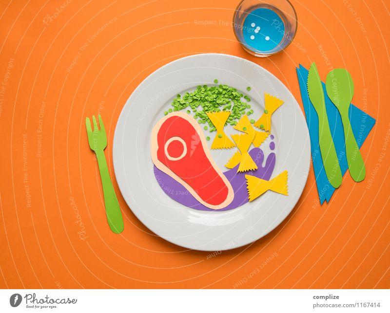 leichte Kost Lebensmittel Fleisch Gemüse Teigwaren Backwaren Ernährung Abendessen Festessen Bioprodukte Vegetarische Ernährung Fasten Fastfood
