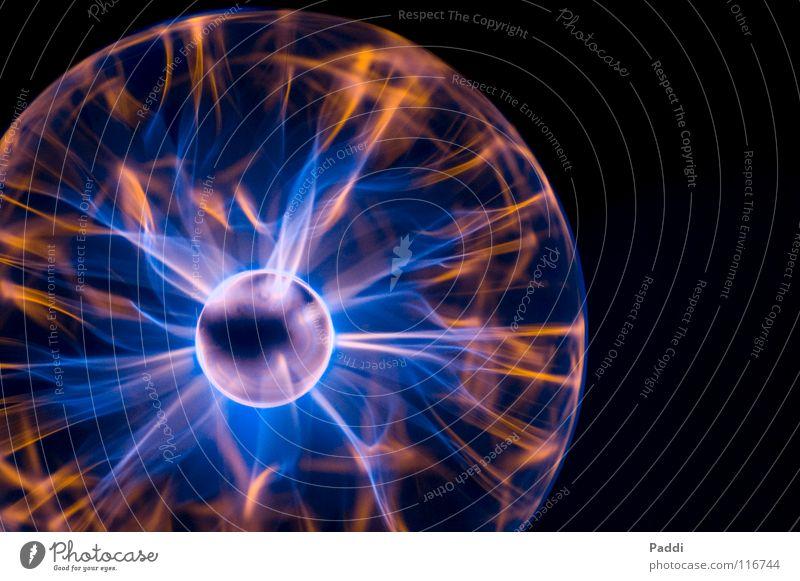 dark matter 2 Plasmaglobus rund Planet Licht Blitze Elektrizität Laser Strahlung Lampe Dekoration & Verzierung Elektrisches Gerät Technik & Technologie