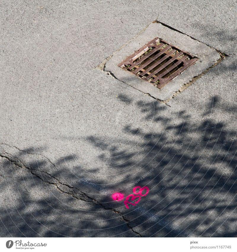 hunderachtunddreißigimquadrat Stadt schwarz Umwelt Straße grau braun Metall leuchten Schilder & Markierungen Schriftzeichen Hinweisschild einfach Zeichen