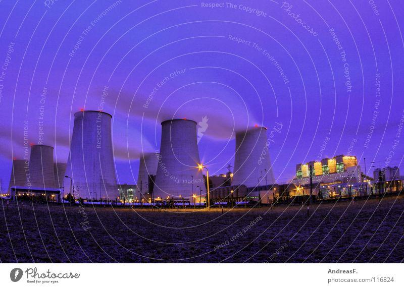 CO2-Schleuder Wolken Wärme Umwelt Industrie Energiewirtschaft Elektrizität Klima Rauch Abgas Geruch Schornstein Umweltschutz Umweltverschmutzung Wasserdampf Klimawandel Brandenburg