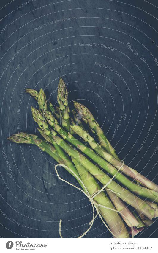 grüner spargel Gesunde Ernährung Leben Garten Lebensmittel Gemüse Bioprodukte Reichtum Diät Vegetarische Ernährung Spargel Slowfood Guerilla Spargelzeit
