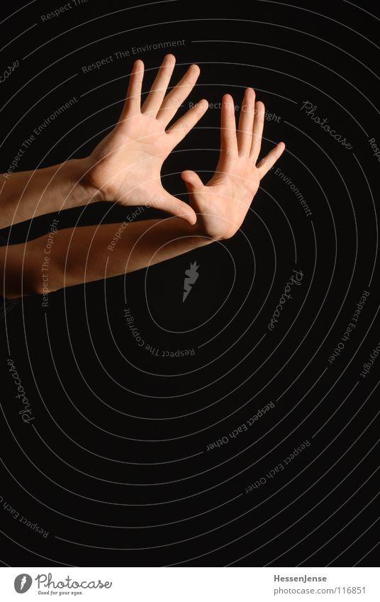 Hand 4 Wege & Pfade Deutschland Angst Arme Finger Wut Mut Konflikt & Streit Richtung Sportveranstaltung Verbote Ekel Politik & Staat Panik Wegweiser