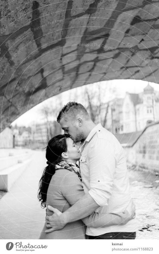 Love from top to toe Lifestyle Mensch maskulin feminin Junge Frau Jugendliche Junger Mann Paar Partner Erwachsene Leben Arme Oberkörper 2 18-30 Jahre