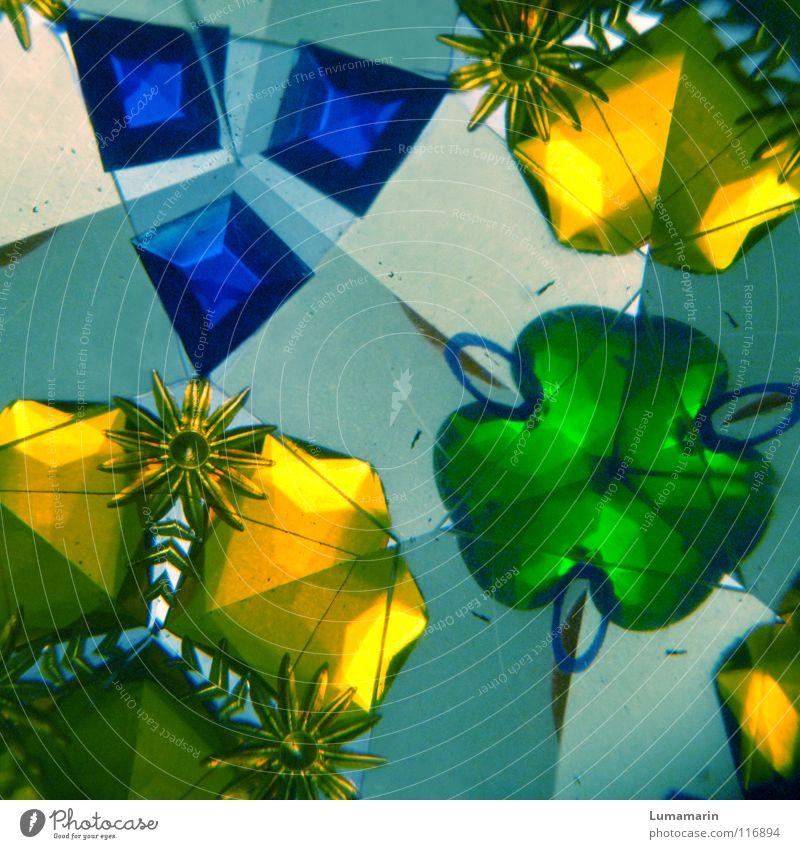 peace of mind blau grün schön Farbe Erholung ruhig Freude gelb Beleuchtung Glück Lampe träumen Zufriedenheit Ordnung Kraft Glas