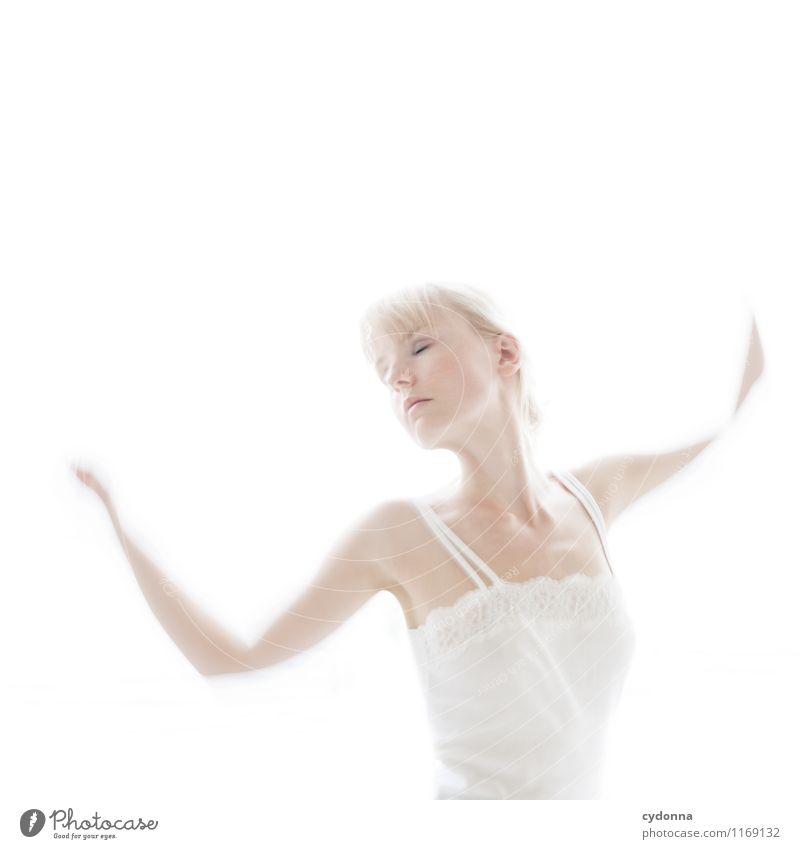 Auflösung elegant schön Körperpflege Gesundheit Wellness harmonisch Wohlgefühl Erholung ruhig Mensch Junge Frau Jugendliche Leben 18-30 Jahre Erwachsene