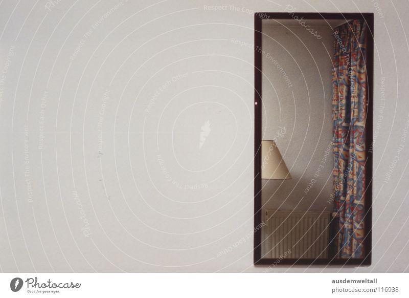 Blickwinkel II Lampe Wand Raum Perspektive Spiegel analog