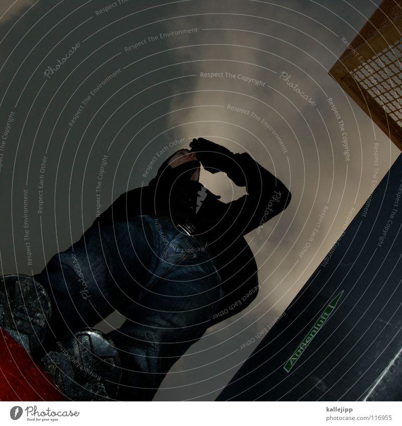 panzerkreuzer potemkin Blick Kapitän Lampe Aussicht Navigation Richtung See Luft Kurort frisch Späher blenden Plattenbau Haus Mieter Selbstmörder springen