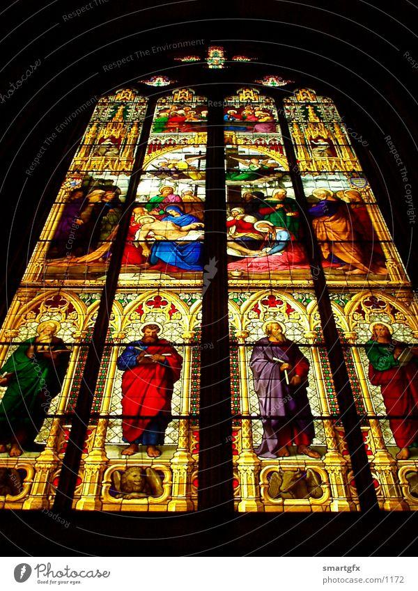 Kirchenfesnter Kirchefenster