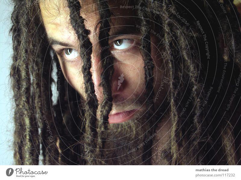 MUSS Mensch Mann Hand dunkel Haare & Frisuren hell Kraft Angst Arme dreckig Haut maskulin Finger bedrohlich festhalten Falte