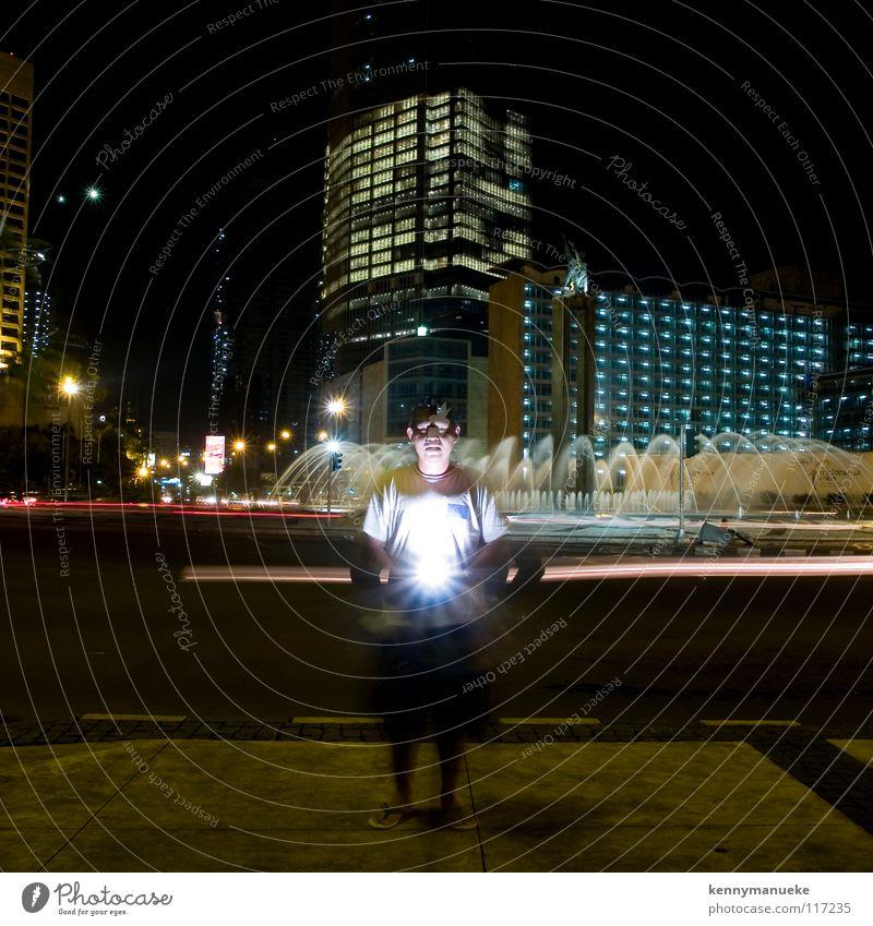Light & Night Denkmal Wahrzeichen Stadtzentrum Indonesien Jakarta