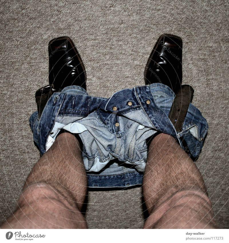 MIST - zuviel Diät Freude Haare & Frisuren Beine Schuhe dünn Hose Platzangst Humor kahl übertreiben