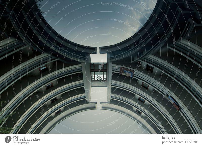 batman Haus Fenster Wand Mauer Fassade Hochhaus Kreis Zukunft Balkon Terrasse Sportbogen Raumfahrzeuge