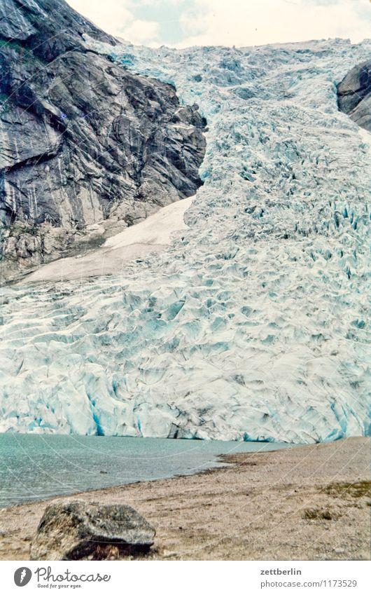 Island (24) Gletscher Eis Insel Nordsee Skandinavien Ferien & Urlaub & Reisen Reisefotografie Tourismus Norden nordisch Geysir Wasser Wasseroberfläche Meer