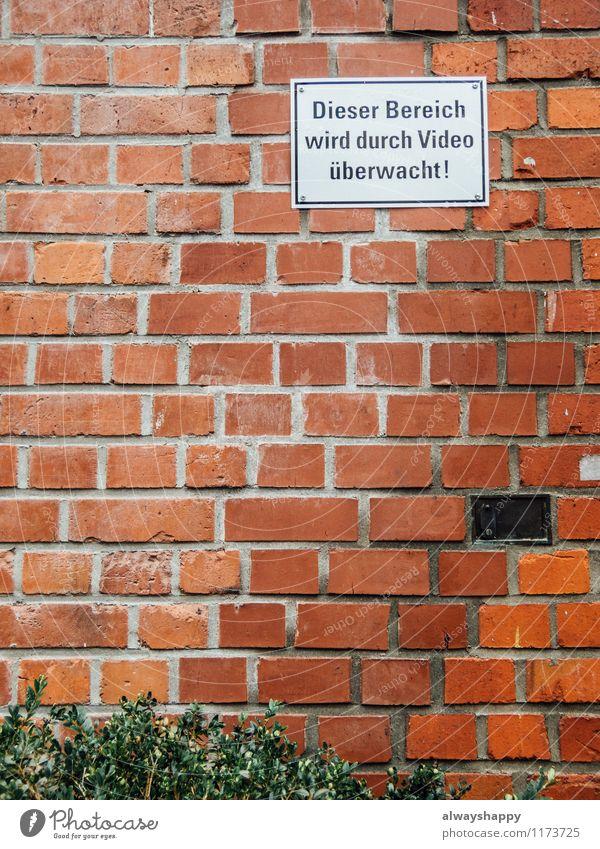 Schöner Leben in Hamburg Altona - Teil 5 Stadt Hafenstadt Haus Mauer Wand beobachten ästhetisch dreckig kaputt braun grün rot weiß Gefühle Vertrauen Sicherheit
