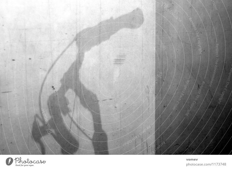 Fifty Shades of Grey nackt weiß ruhig Ferne schwarz kalt Sport grau Ordnung authentisch ästhetisch Kreativität Beton beobachten einfach Fahrradfahren