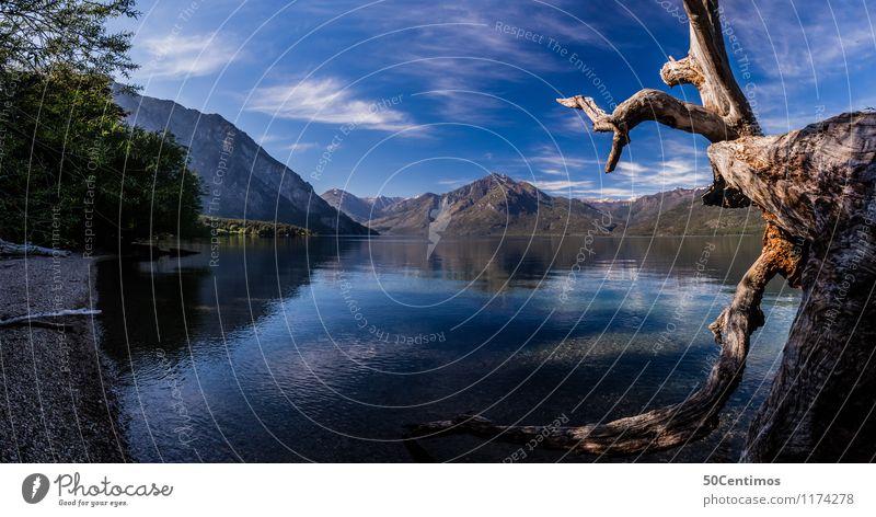 the beauty of Patagonia, Argentina Camping Campingplatz Ferien & Urlaub & Reisen Tourismus Ausflug Abenteuer Ferne Freiheit Berge u. Gebirge Natur Landschaft