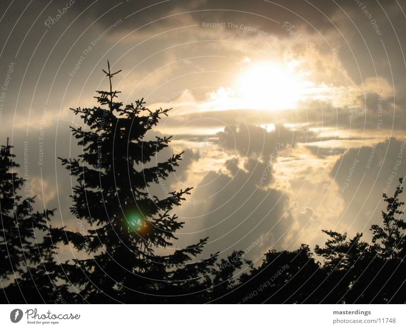 snapshot02 Himmel Sonne Winterstimmung dunkle Wolken