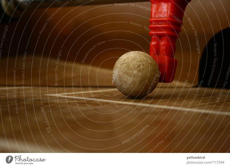 Der Torwart. Sport Spielen Fußball Ball Tischfußball 11