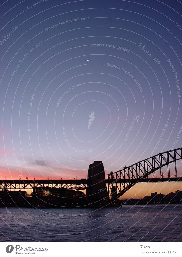 Sydney Harbour Bridge Brücke Australien