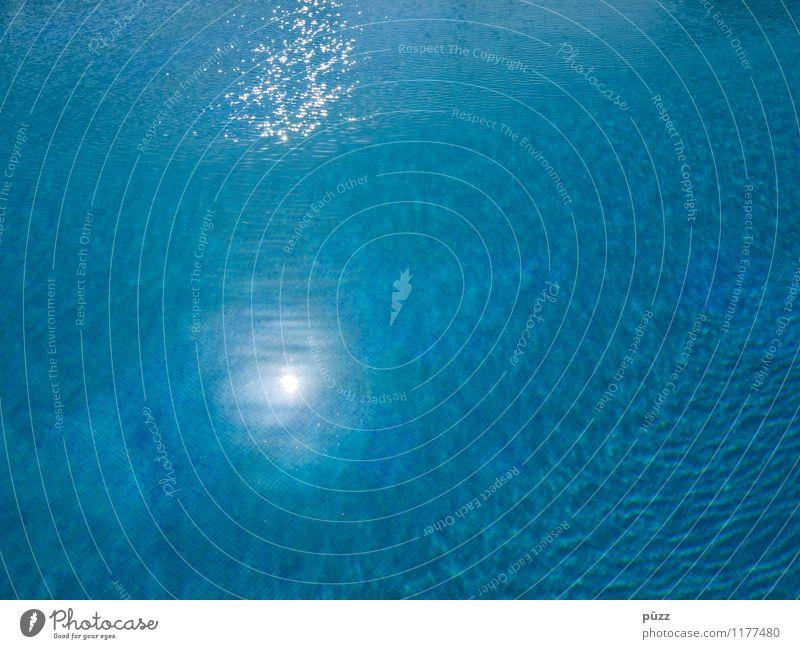 Blau Wellness Wohlgefühl Zufriedenheit Erholung Spa Schwimmen & Baden Ferien & Urlaub & Reisen Tourismus Sommer Sommerurlaub Sonne Sport Wassersport tauchen