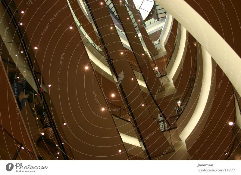 Karstadt Live! Architektur Kaufhaus Hertie