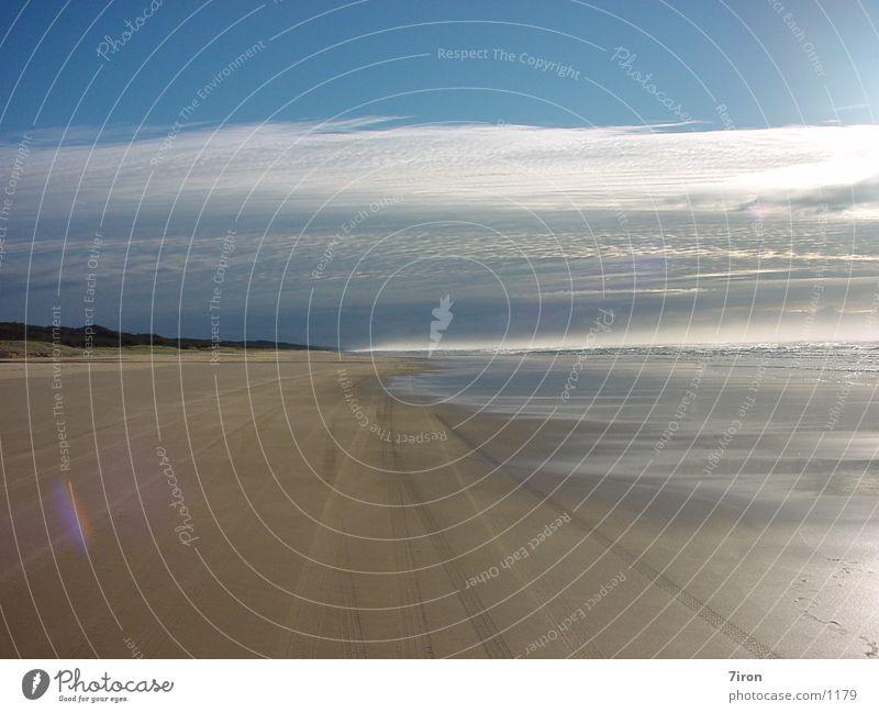 Fraser Strand Australien Fraser Island