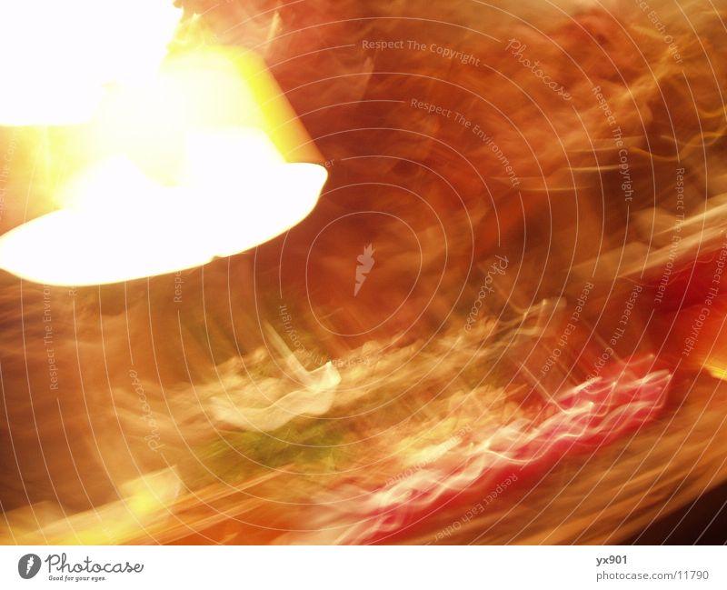 Lampe Fototechnik Wenn die Lichter nicht mehr klar sind wenn die Welt ....