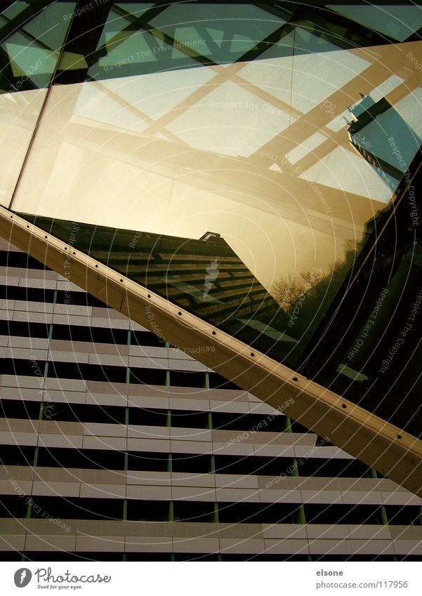 ::I LOVE DRESDEN:: Stadt Dresden Heimat Haus Gebäude Palast Bauwerk Plattenbau Stadthaus Wohnung Domizil Strukturen & Formen Reflexion & Spiegelung glänzend