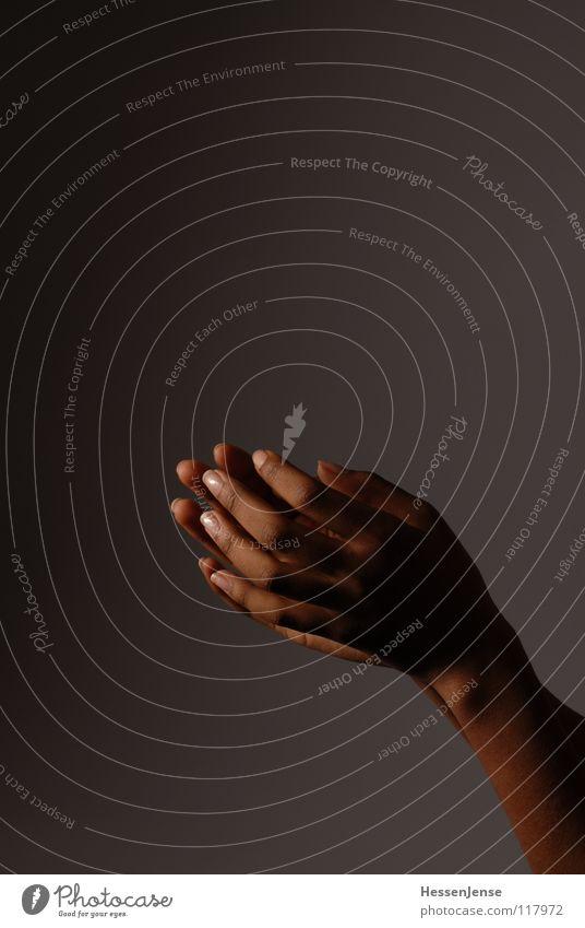Hand 14 Finger Gefühle einheitlich widersetzen Rede Diskurs geben bedeuten Aktion Zusammensein Wachstum Götter Allah Hintergrundbild links Schmuck rechts