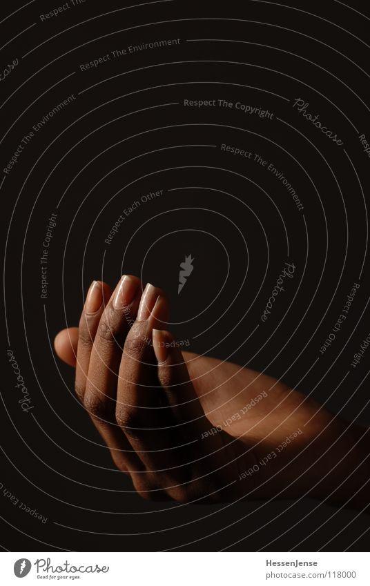 Hand 15 Finger Gefühle einheitlich widersetzen Rede Diskurs geben bedeuten Aktion Zusammensein Wachstum Götter Allah Hintergrundbild links Schmuck rechts