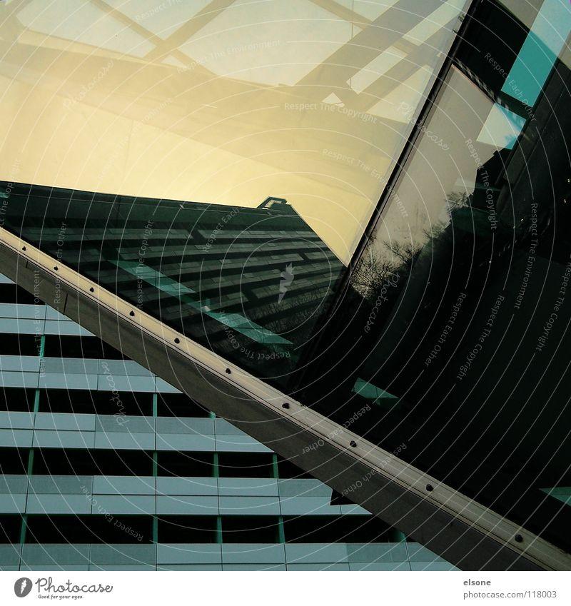 ::I LOVE DRESDEN:: Stadt Haus Stein Gebäude Metall glänzend Wohnung Glas verrückt modern Baustelle Dresden Stahl Theater Balkon