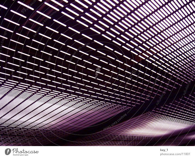 different lines Linie Technik & Technologie Fahrstuhl Decke Elektrisches Gerät