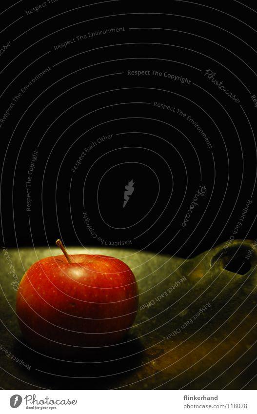 snow white's nightmare rot schwarz dunkel Stil Lampe Beleuchtung Gesundheit Frucht Angst glänzend Dekoration & Verzierung süß Apfel Schalen & Schüsseln saftig