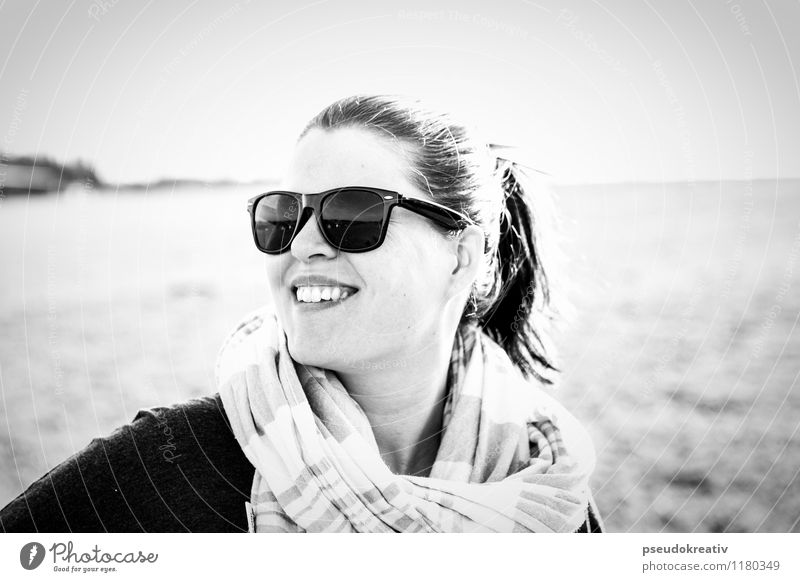 Portrait of Jenni Mensch Frau Natur Jugendliche Landschaft 18-30 Jahre Erwachsene Gesicht Wiese feminin Gesundheit Glück Haare & Frisuren Kopf Mode frisch