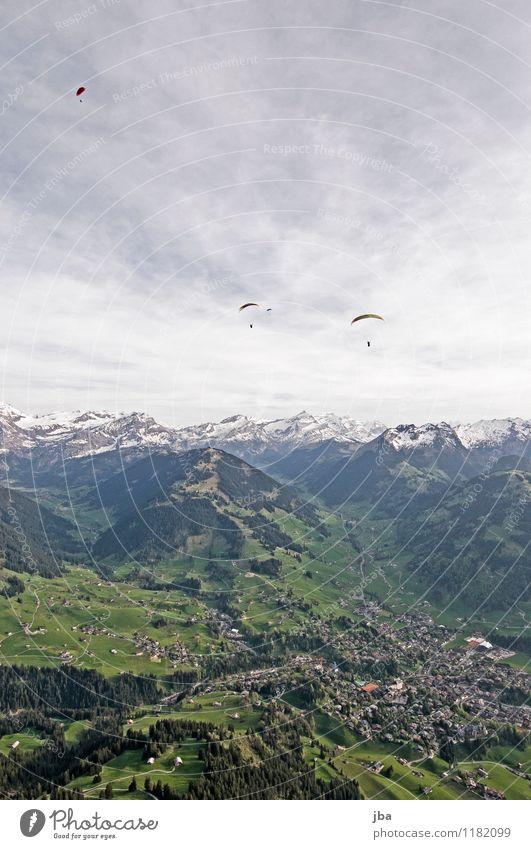 Soaring am Hornberg 6 Natur Sommer Erholung ruhig Berge u. Gebirge Frühling Sport Freiheit fliegen Lifestyle Freizeit & Hobby Zufriedenheit Luft Luftverkehr