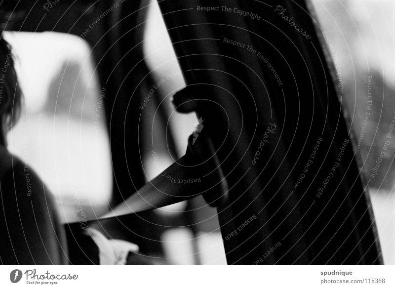 safety KFZ Raum Sicherheit Beifahrer schwarz weiß fahren Unfall Schwarzweißfoto Verkehr PKW Gürtel anschnallen Haftstrafe Detailaufnahme Vorsorge Sitzgurt