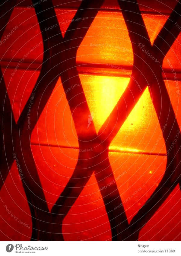 OrangeStyle Licht Lampe Makroaufnahme Nahaufnahme orange Light