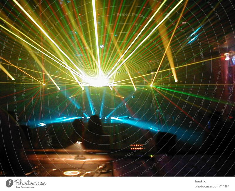 b:nightlife:02 Nachtleben Club Party Licht