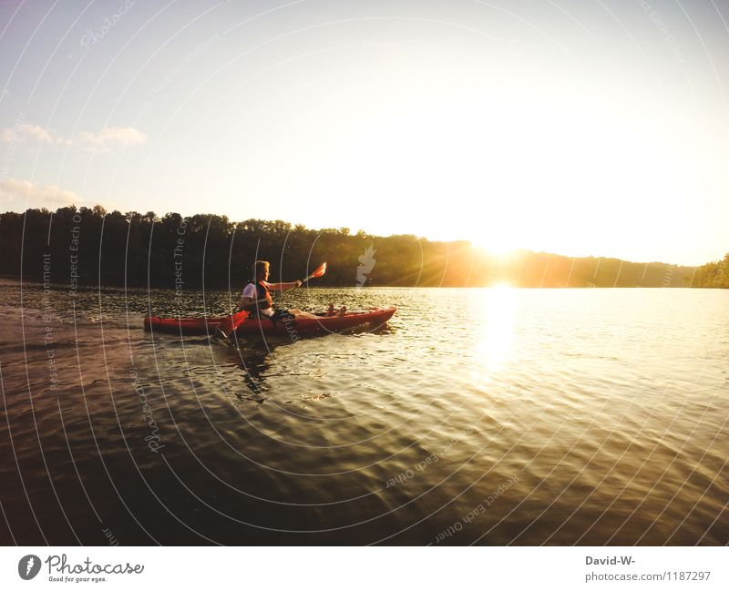 Das Abenteuer beginnt Freude Glück sportlich Fitness Leben harmonisch ruhig Freizeit & Hobby Ferien & Urlaub & Reisen Ausflug Ferne Freiheit Sommer Sommerurlaub