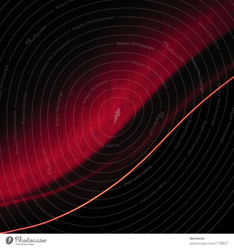 Logistische Funktion rot schwarz dunkel Linie Beleuchtung Eisenbahn Wachstum Bildung Streifen obskur Kurve diagonal Mathematik Reifezeit synchron