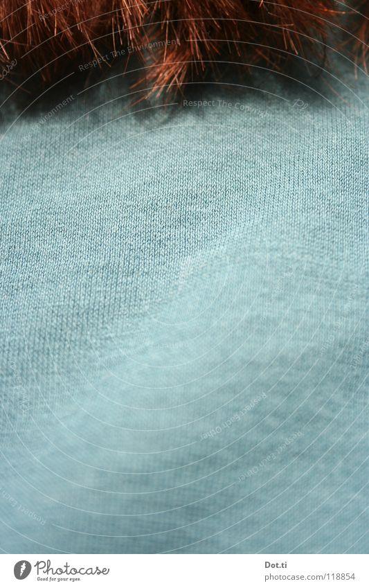 Spitzenfoto Mensch rot Erwachsene Haare & Frisuren Rücken türkis brünett langhaarig Pullover Bildausschnitt rothaarig Anschnitt Haarschnitt rotbraun dunkelhaarig bräunlich