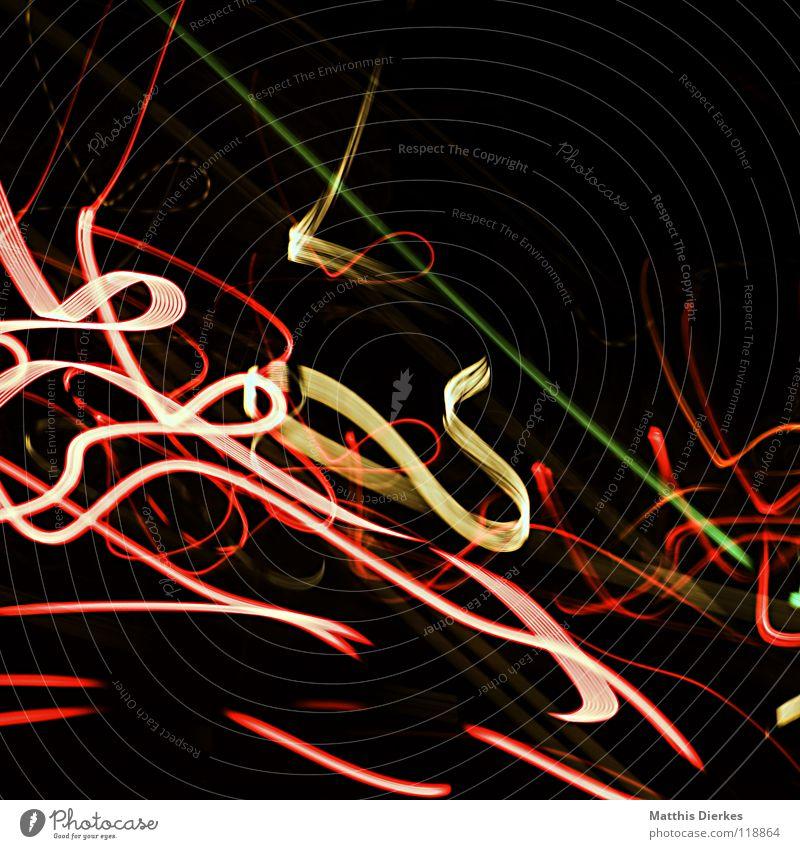 Pinselstriche Farbe rot Traurigkeit Beleuchtung Hintergrundbild Lampe Linie orange glänzend PKW Verkehr leuchten Erde Musik hoch Geschwindigkeit