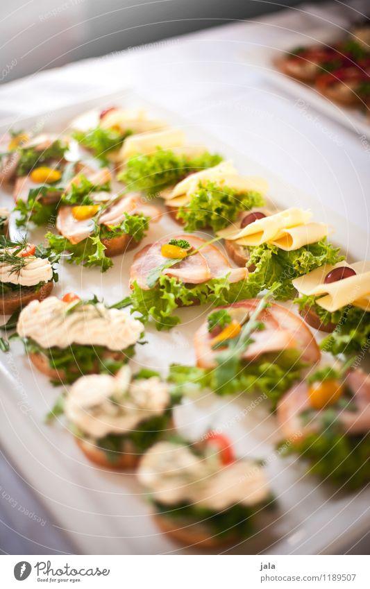 fingerfood Stil Essen Lebensmittel Lifestyle Party frisch ästhetisch Ernährung lecker Veranstaltung Brot Backwaren Teigwaren Salat Salatbeilage Wurstwaren