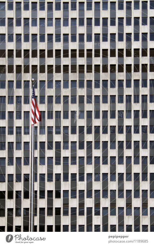 Laue Luft Haus Fenster Wand Mauer Fassade Wohnung Business Häusliches Leben Büro Tourismus Hochhaus Fahne Bankgebäude Hauptstadt Stadtzentrum hängen