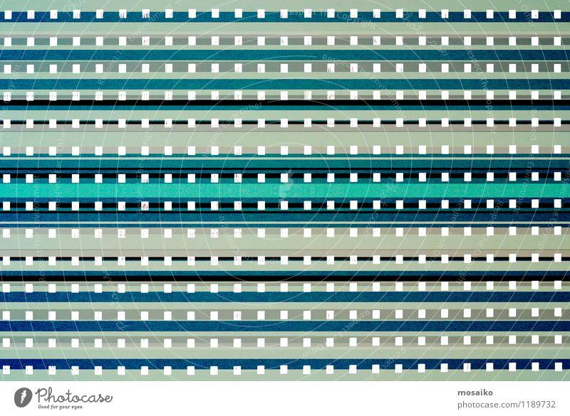 blau grün Farbe weiß Stil Hintergrundbild Design Dekoration & Verzierung modern Kreativität einfach Papier Streifen Unendlichkeit trendy graphisch